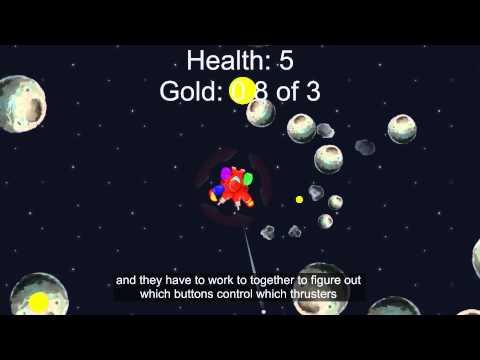 Starship Command Center Pro (Global Game Jam 2015)