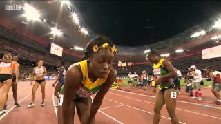 Dafne Schippers 21.63 CR Women's 200m Final IAAF World Championships Beijing 2015