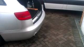 audi a6 avant 3 0 tdi v6 quattro 4f c6 idle revs hunting fluttering on startup part 6