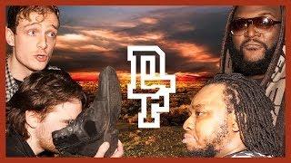 SHUFFLE-T & MARLO VS MARVWON & QUEST MCODY | Don