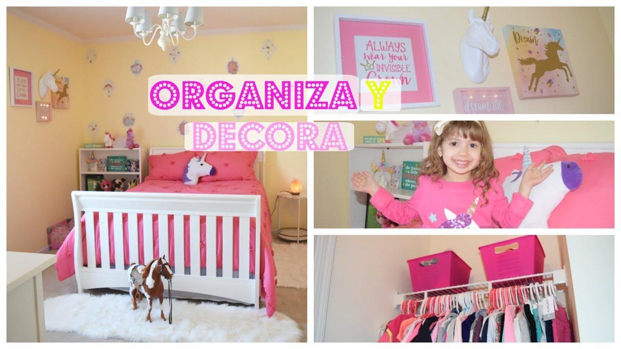 Como organizar juguetes y ideas para decorar un cuarto de for Ideas para decorar un cuarto