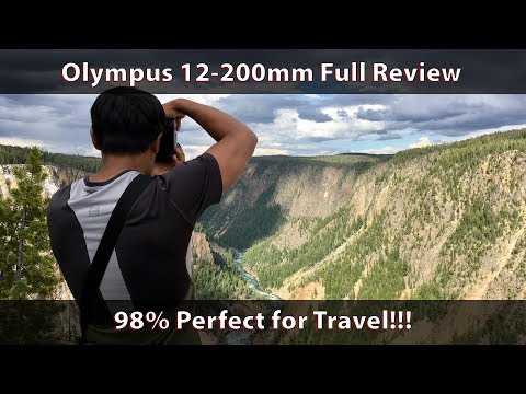 Olympus 12-200mm Review - 98% Perfect For Travel