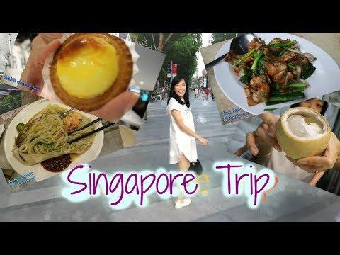 Singapore Trip Vlog