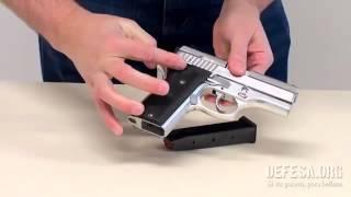 Teste da pistola taurus pt 938