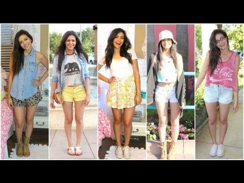 41b3d7d4393 A Week in my Style  First week of Summer break! - YouTube