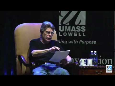 A Conversation With Stephen King (1:38:42)