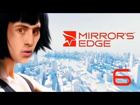 IT'S AN AMBUSH | Mirror's Edge Let's Play | Part 6