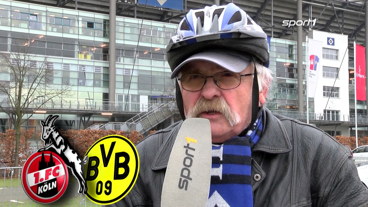 Helm-Peter tippt 1. FC Köln gegen Borussia Dortmund  und schimpft über England-Transfers | SPORT1