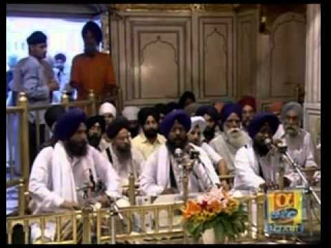 Prabh Ki Saran Sagal Bhe Lathe - Bhai Gurcharan Singh - Live Sri Harmandir Sahib
