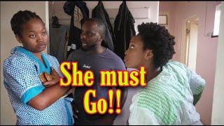 Download Leon Gumede Comedy - Sbongile noMdu - She must go (LEON GUMEDE)