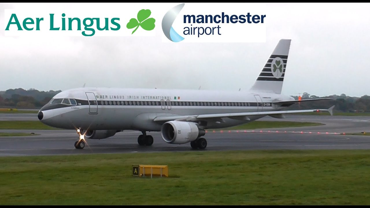 Aer Lingus Flight 206 207 Dublin To Manchester