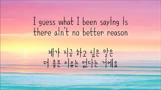 Jason Mraz - I'm Yours (한국어 자막/해석/가사)