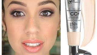 IT Cosmetics CC Cream | 1st Impressions + Review