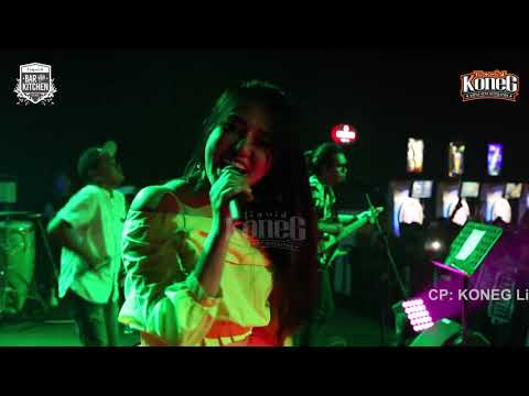 Karaoke KONEG feat VIA VALLEN ~ BOJO GALAKS [Unniversary #2 - Liquid Barkitch JOGJA] [Cover]