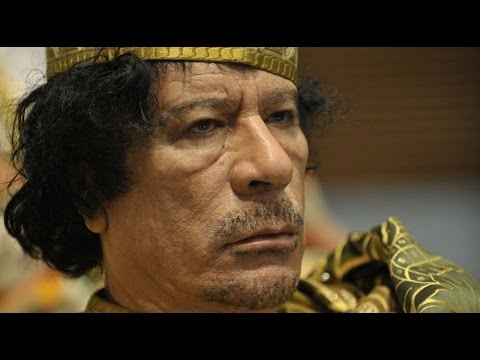"Gaddafi's Prophecy, 2011 - ""Europe will turn black"""