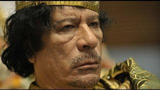 Gaddafi's Prophecy, 2011 -