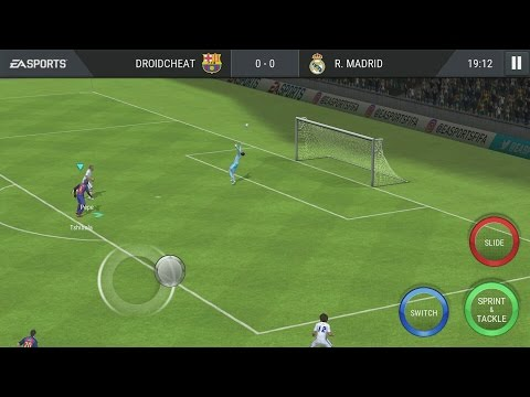 FIFA Mobile Soccer Android Gameplay #4