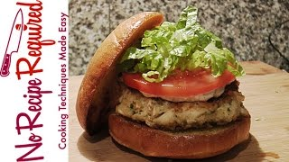 Baltimore Ravens Crab Burger - Nfl Burgers - Noreciperequired.com