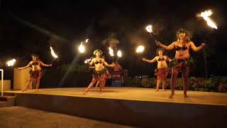 괌 자유여행/하얏트리젠시 선셋BBQ 공연