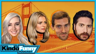 All Of Funhaus Joins Us! - Kinda Funny Podcast (Ep. 72)