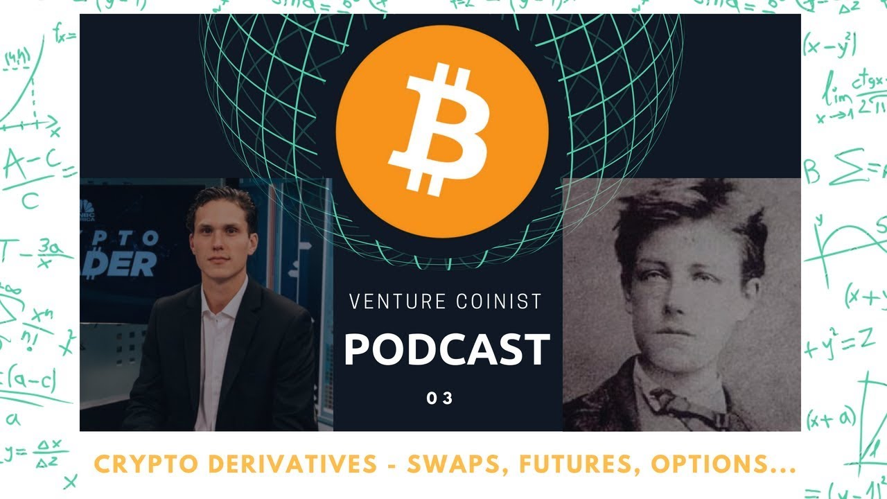 Trading Crypto Derivatives w/ Flood | VentureCoinist Podcast 03