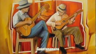 【Cuban folk song 】Guantanamera By Kamahl ~ Lyrics ~グァンタナメラ