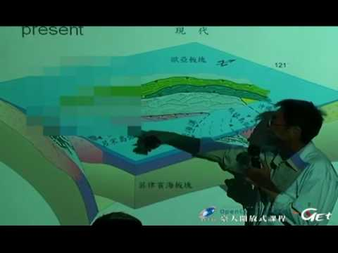 認識台灣-地理環境與資源 Exploring Taiwan--Geographical Environment and Resources CH 3-2. --PHYSICAL GEOLOGY...