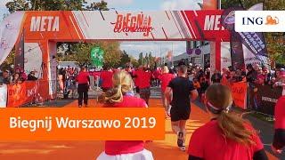W bieganiu #LiczySięDystans | Biegnij Warszawo 2019