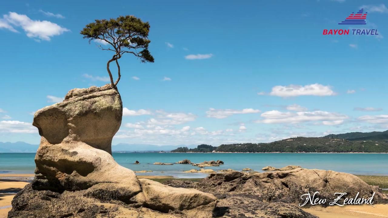 Du lịch New Zealand Land – Bí Mật Làng Cổ Tích Hobbitton