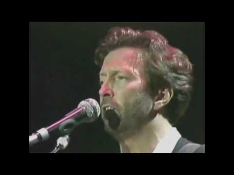 Eric Clapton  After Midnight  1988 Promo Only