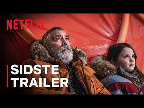 The Midnight Sky | Sidste trailer | George Clooney | Netflix