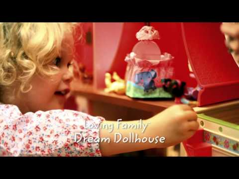 Fisher Price - Loving Family  Dream Dollhouse