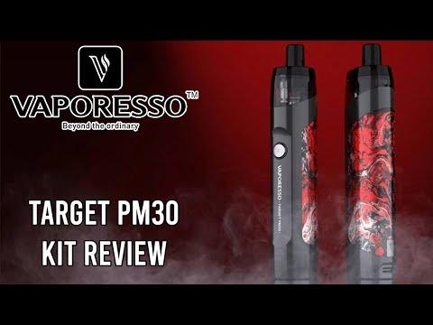vaporesso-target-pm30-|-pod-mod-review