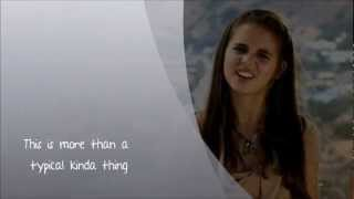 Carly Rose Sonenclar-Broken Hearted (Lyrics).