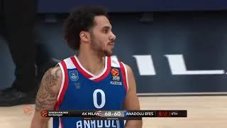 #EuroLeague 5.hafta: AX Armani Exchange Olimpia Milan - Anadolu Efes