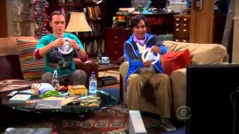 The Big Bang Theory   Top 10 Video Game references