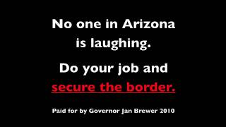 President Obama, No One in Arizona is Laughing