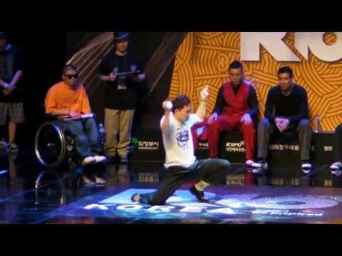 2013 R16 KOREA POPPIN Best8 Dokyun vs Katie