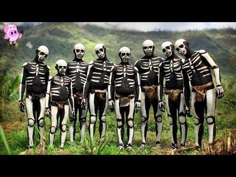 10 Most Dangerous and Isolated Tribes in the World