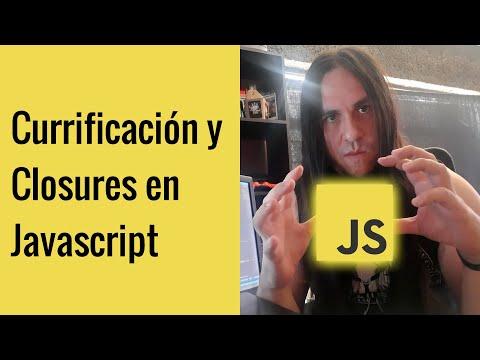 Currificación y Closures en Javascript 🤯