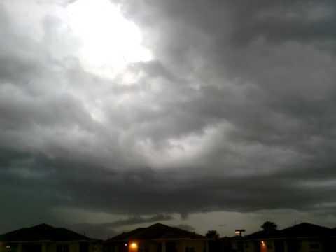 Tornado en Mcallen texas #2