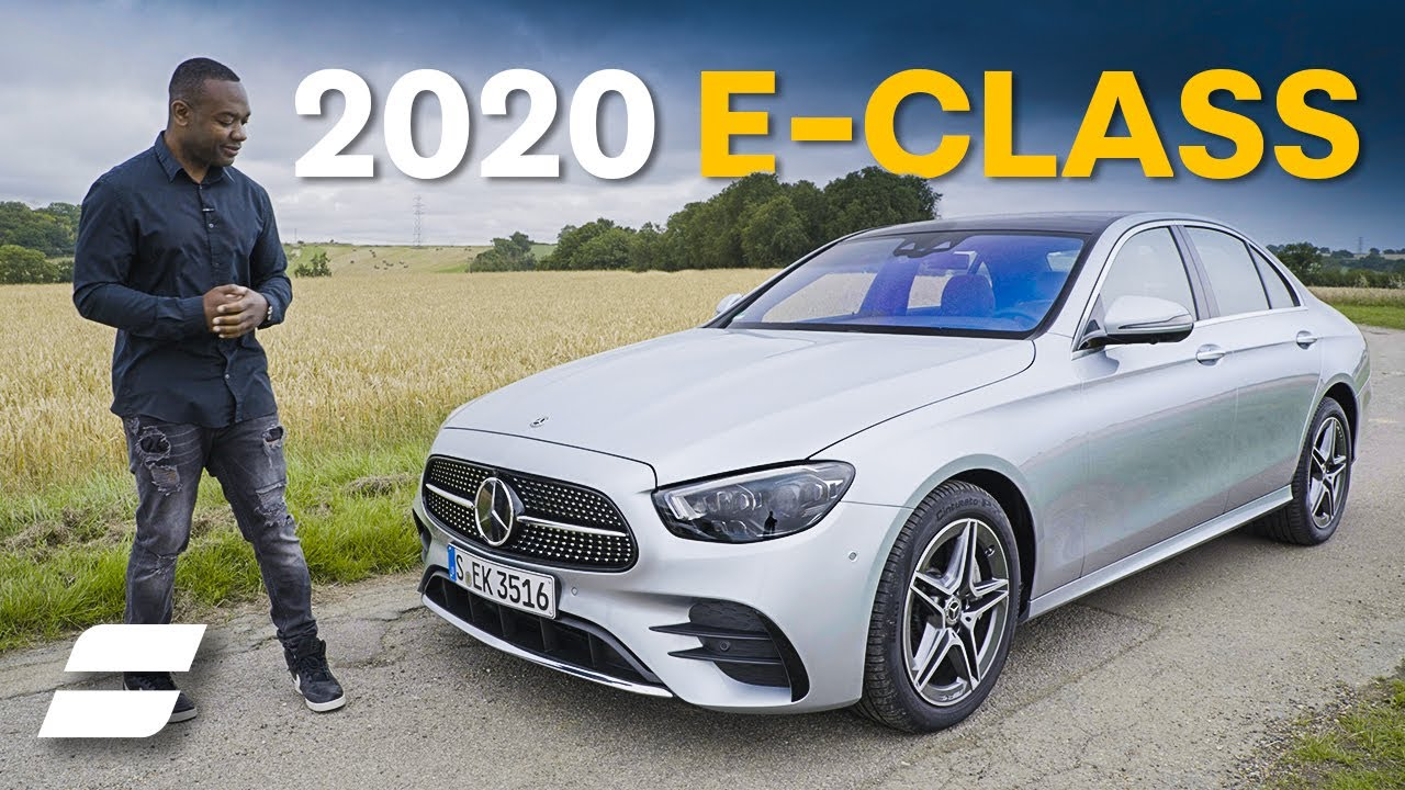 2020 Mercedes E-Class Review: It's UBER Luxurious
