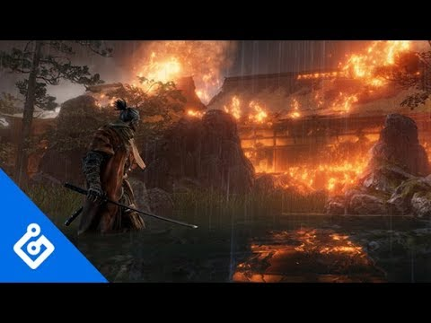 Exclusive Gameplay From Sekiro: Shadows Die Twice's Hirata Estates