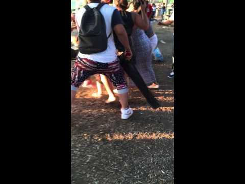 Fight in Crotona Park on Memorials Day