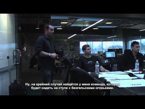 Съёмки фильма Metallica Сквозь Невозможное. 3/11