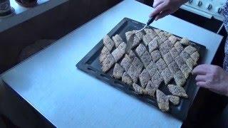 #224.печенье,как у бабушки моей было,песочное на смальце