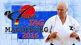 Karate DKV-Tag 2016 in Magdeburg Bericht