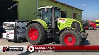 V-Tuning AGRO, Chip Tuning w ciągniku rolniczym to więcej mocy i mniejsze zużycie paliwa.