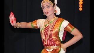 Bharata Natyam Arangetram: (7/8) Yordaana by Julie