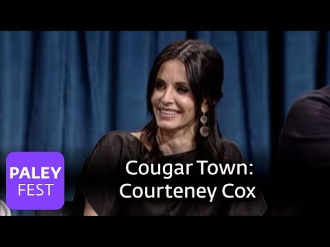 Cougar Town - Courteney Cox & Bill Lawrence On Women In Their 40s (Paley Center, 2010)